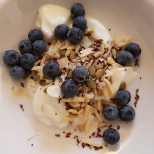 Ketohh Low Carb Muesli Recipe