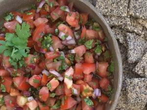 Sugar Free Tomato Salsa