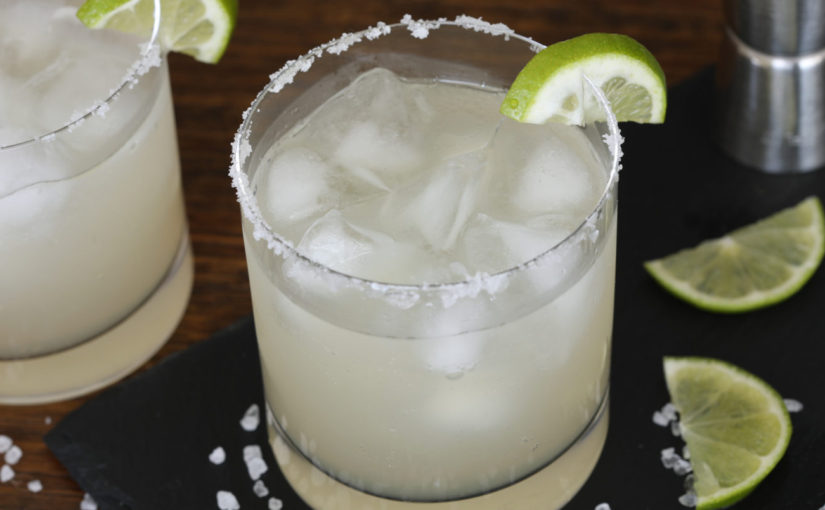 Low Carb Margarita Cocktail