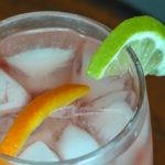 Low Carb Canberry Vodka Spritz