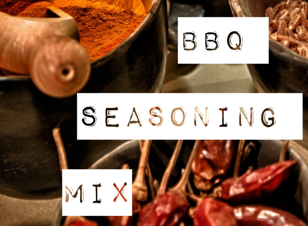 Low Carb BBQ Seasoning Mix