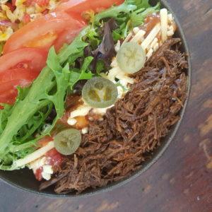 Slow Cooker Mexican Beef Brisket