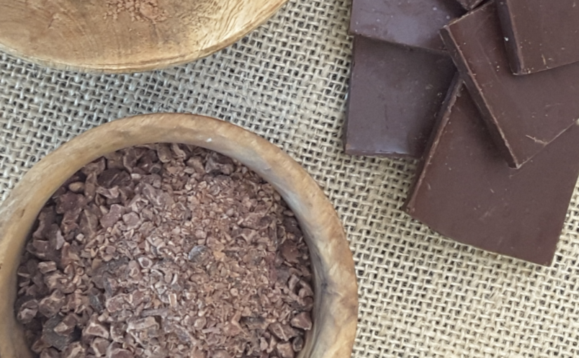 The Difference between Cacao and Cocoa