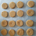 Low Carb Ginger Cookies