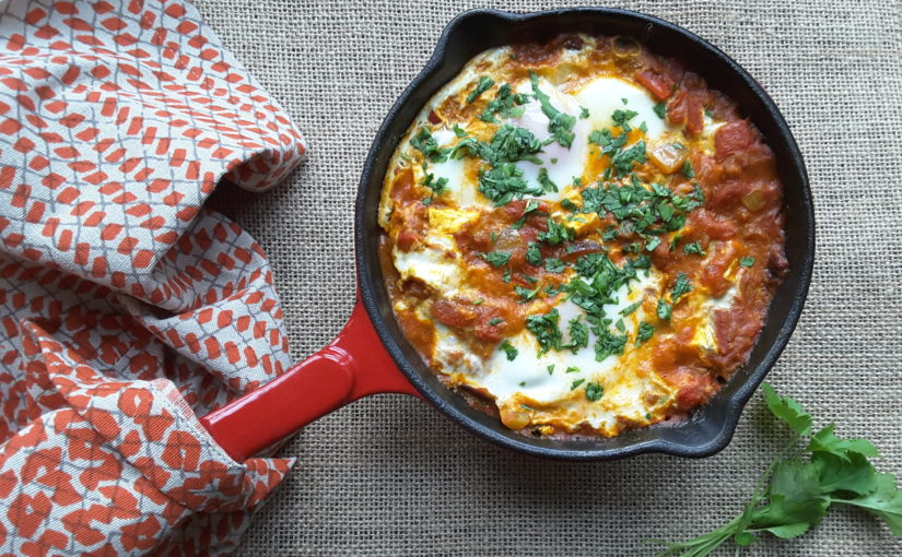 Low Carb Shakshuka