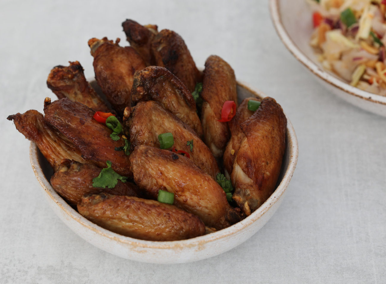 Sugar Free Vietnamese Chicken Wings