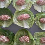 rolling up your cabbage rolls