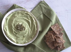 Low Carb Creamy Avocado Dip