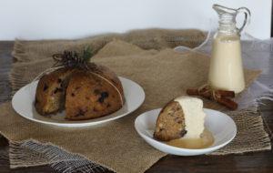 Low Carb Christmas Pudding