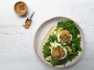 Dukkah Egg Food Bowl