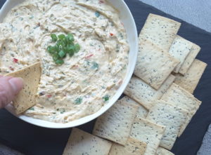 Low Carb Cream Cheese Dip