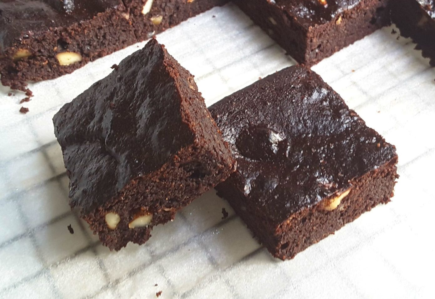 Low Carb Chocolate Brownies