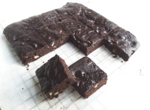 Low Carb Chocolate Brownie