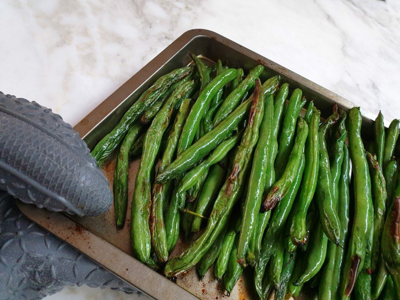 Gan Bian Si Ji Dou Sichuan Green Beans)