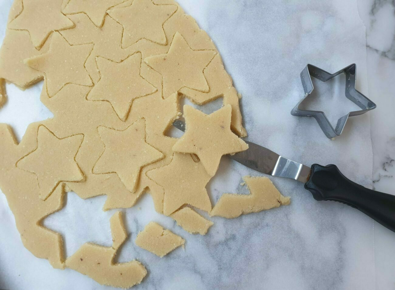 Low Carb Shortbread Cookies