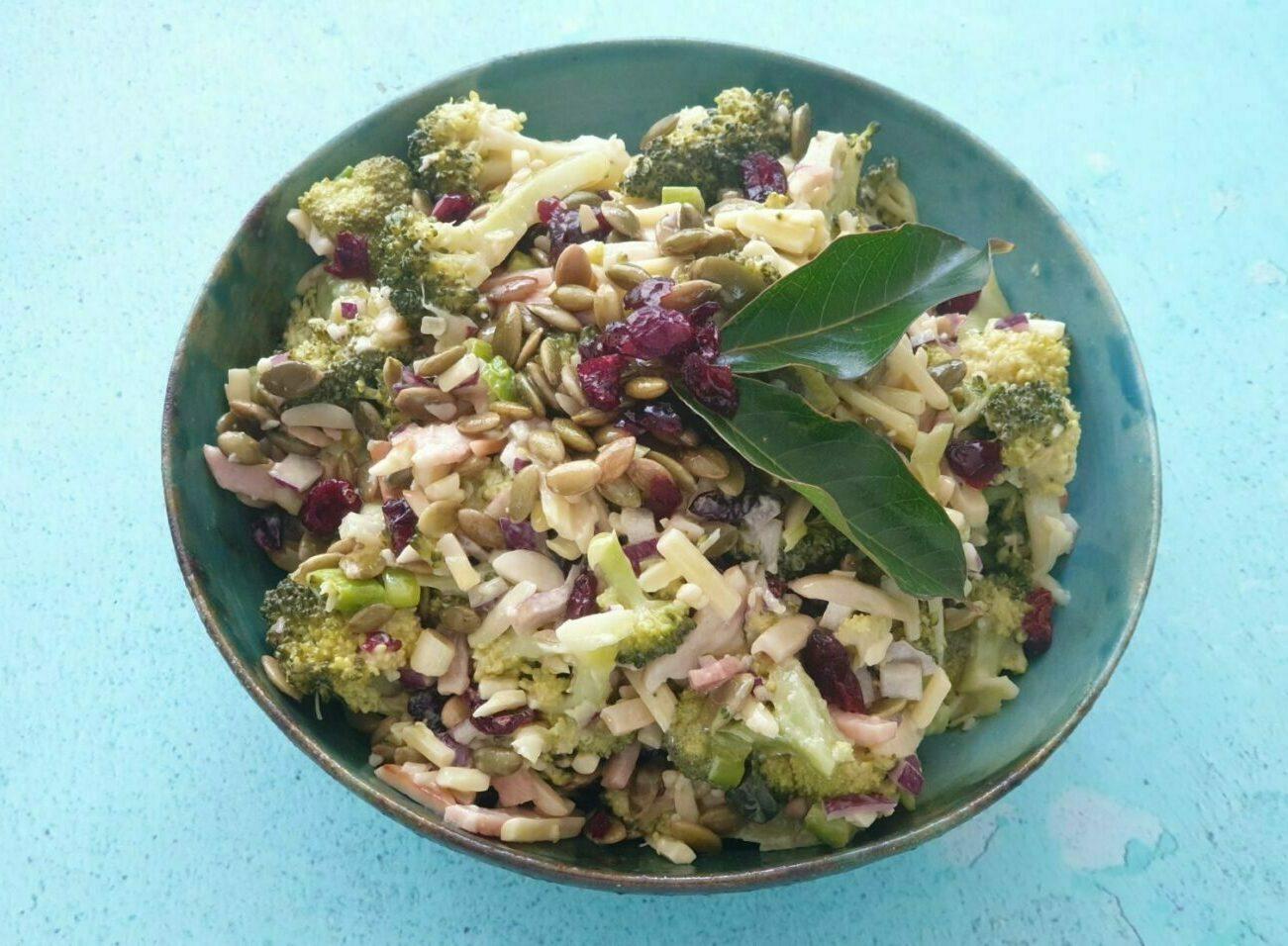 Healthy Brocolli Salad