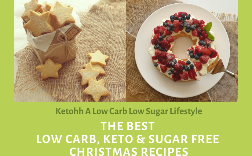 The Best Low Carb Christmas Recipes