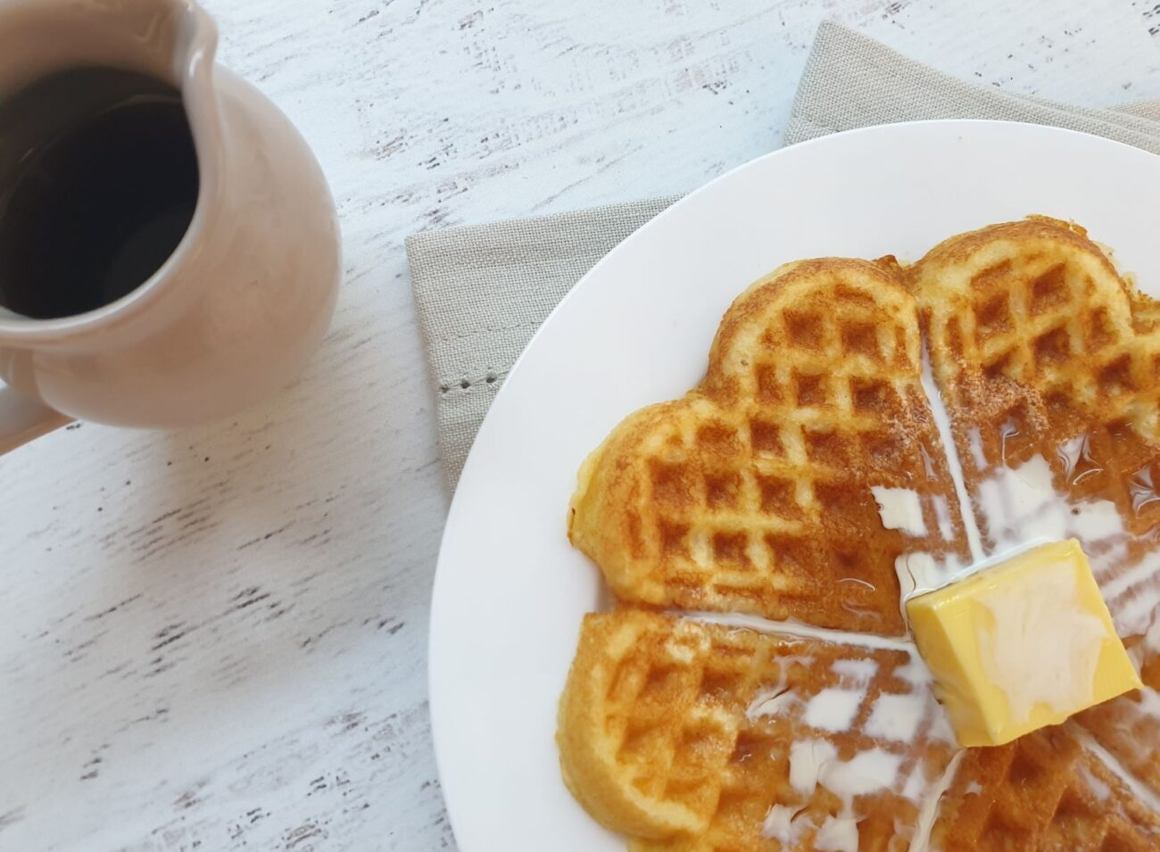 The Best Keto Waffle