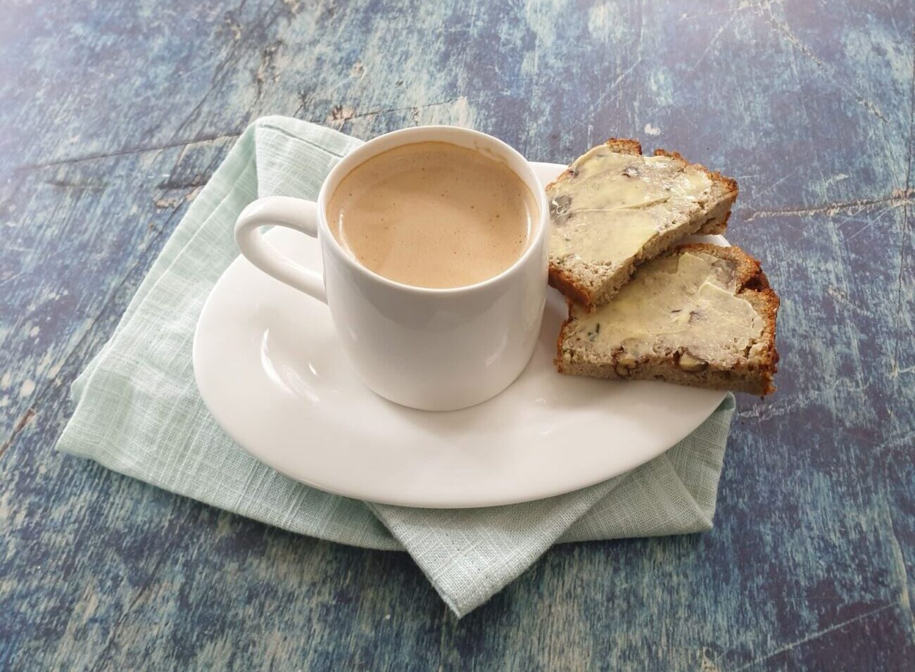 Keto Zucchini Bread