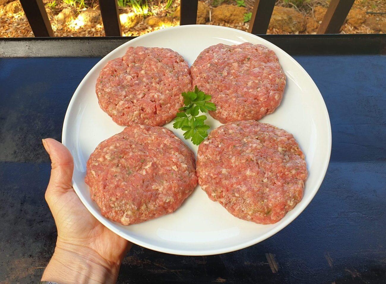 The Best Beef Burger Recipe