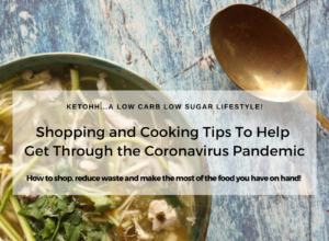 Cooking Tips to help get through the Coronavirus Pandemic