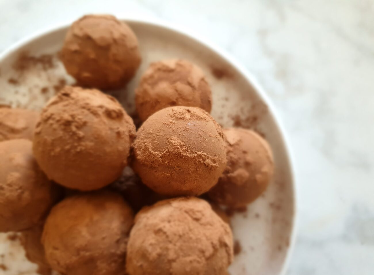 Sugar Free Chocolate Truffles
