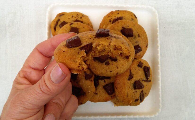 Keto Choc Chip Peanut Butter Cookie
