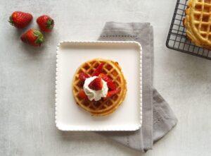S\Sweet Keto Chaffle Waffles